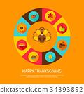 autumn, fall, harvest 34393852