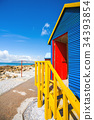 Beach houses in St.James South Africa 34393854