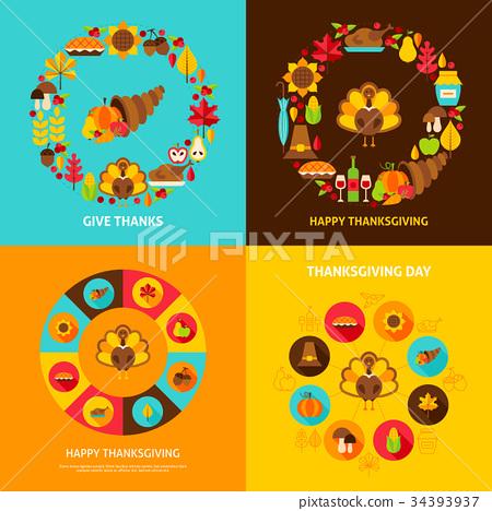 Thanksgiving Concept Set 34393937