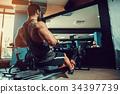 运动 男性 男人 34397739