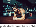 运动 男性 男人 34397764
