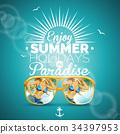 background summer music 34397953