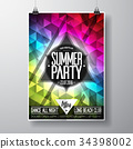 background, party, summer 34398002