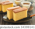Castella Sweets Snacks Sweets烘焙食品 34399141