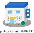 liquor store, shop, shops 34399181