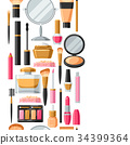 cosmetic, makeup, care 34399364