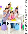 Birthday celebration 34402246