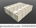 現金 錢 錢幣 34404909