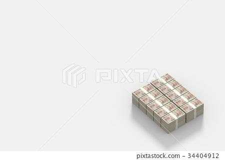 现金 钱 钱币 34404912