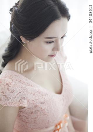 젊은여자 34408613