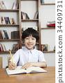 기록, 소년, 어린이 34409731