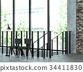 復古 樓梯 腳步 34411830