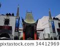 中国剧院风景在美国 34412969