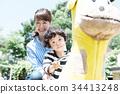 父母和小孩 親子 娛樂 34413248