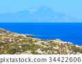Greece, Sithonia, coast 34422606