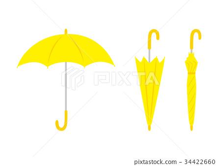 Umbrella illustration 34422660