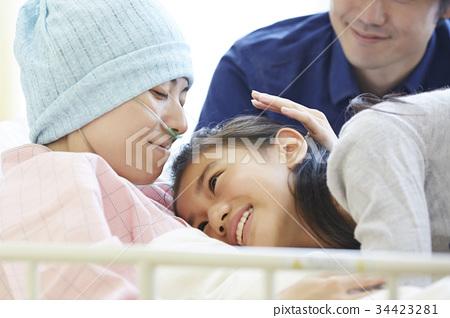 支持抗擊疾病的家庭 34423281