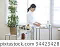 護士 白衣 白袍 34423428