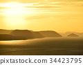 setouchi, evening scene, ocean 34423795