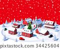 圣诞节 耶诞 圣诞 34425604