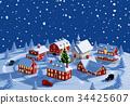 圣诞节 耶诞 圣诞 34425607