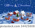 圣诞节 耶诞 圣诞 34425608