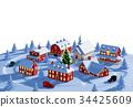 圣诞节 耶诞 圣诞 34425609