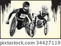 Athletes with physical disabilities - RACING 34427119