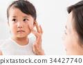 아이의 피부 트러블 34427740