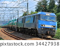 EH200화물 열차 34427938