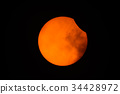 solar eclipse, solar, sun 34428972