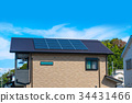 蓝天和新建筑eco房子 34431466