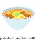 拉麵 麺 面 34435686