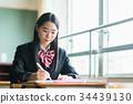 高中生 學習 教育 34439130