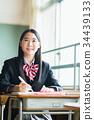 高中生 學習 教育 34439133