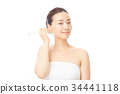 귀이개 여성 34441118