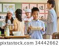 小學午餐午休 34442662