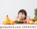 水果 女生 女 34444362