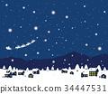 santum, snowfall, snowfalls 34447531