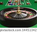 賭場 輪盤賭 賭博 34451342