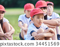 Elementary school physical education ground 34451569