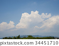 cloud, clouds, sky 34451710