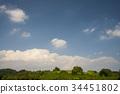 cloud, clouds, sky 34451802