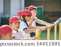 นักเรียนประถม,พลศึกษา,โรงเรียนอนุบาล 34451995