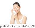 목욕 여성 34452720