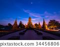 大城府 世界遺產 神殿 34456806