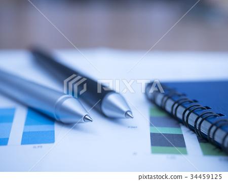 企業形象·圖·筆記本 34459125