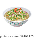 什錦面 食物 美食 34460425