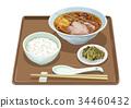 ramen, with, pork 34460432