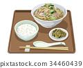 Tanmen飯 34460439